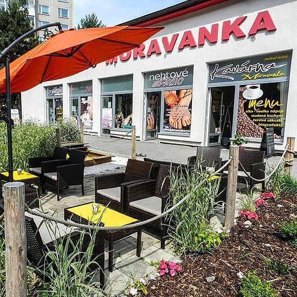 Kavárna Moravanka Šumperk