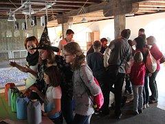 Interaktivní muzeum vědy Univerzity Palackého Pevnost poznání připravila na prodloužený víkend halloweenský program.
