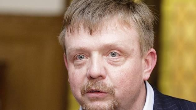 Petr Konečný, místopředseda představenstva SK Sigma Olomouc a.s.