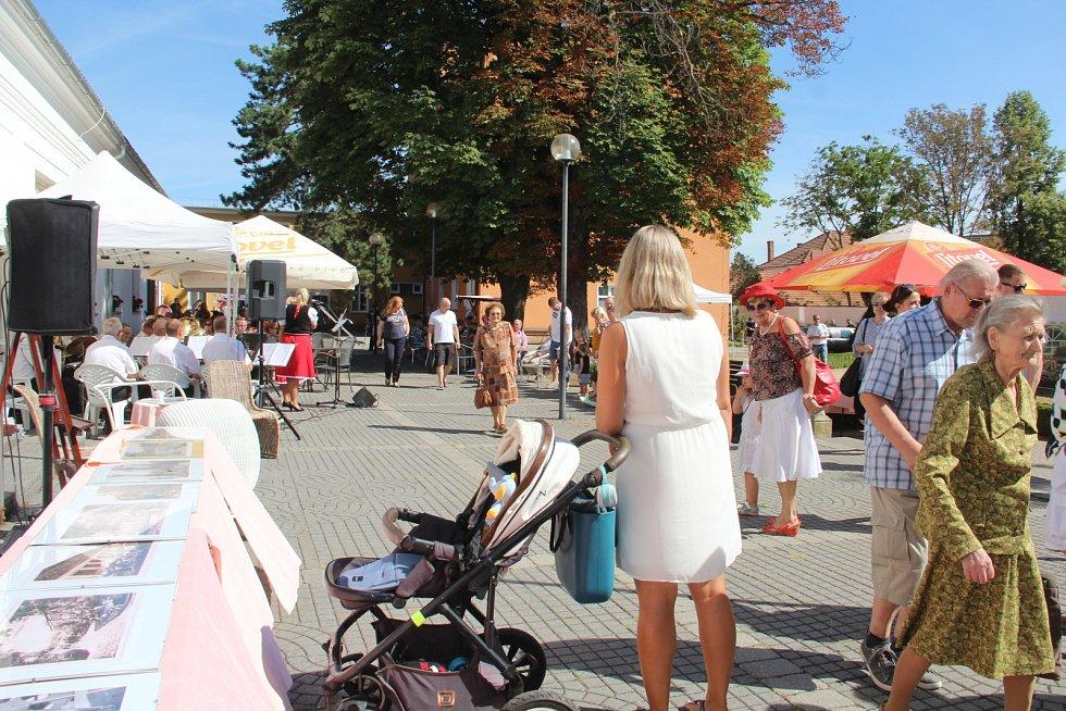 Hodové oslavy mají o víkendu ve Slatinicích na Olomoucku, odehrávají se v areálu tamních lázní.