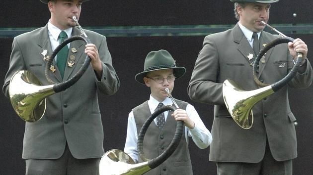 Nejmladším účastníkem byl desetiletý Honzík Oprštěný.