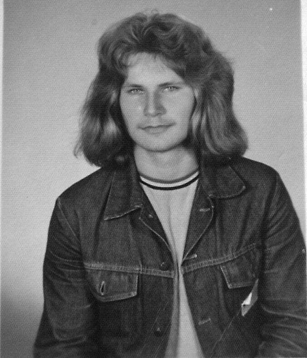 Mladý Jiří Kajínek