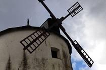 Seidlerův větrný mlýn ve Městě Libavá
