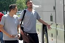 Sigma odjíždí na finále poháru v Jihlavě: Tomáš Janotka a Michal Ordoš
