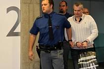 Radek Březina. Soud s tzv. lihovou mafií v Olomouci