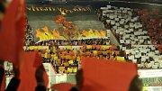 Olomouc proti Plzni - 3. čtvrtfinálový zápas - Fanoušci Mory
