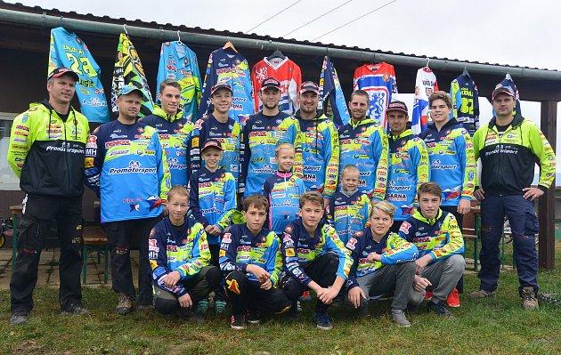 Závodníci Promotorsportu se sedmkrát prosadili do desítky.