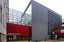 Dostavba pedagogické fakulty - jedna z nedávných velkých investic Univerzity Palackého