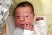Martin Rozsypal, Olomouc-Chomoutov, narozen 2. února 2020, míra 49 cm, váha 3180 g