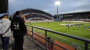 Andrův stadion v Olomouci. Ilustrační foto