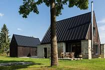 Dům pro rodiče v Jeseníkách. Autor: Ondrej Palenčar, TŘI.ČTRNÁCT architekti