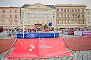 13. ročník Hanácké laťky na Horním náměstí v Olomouci