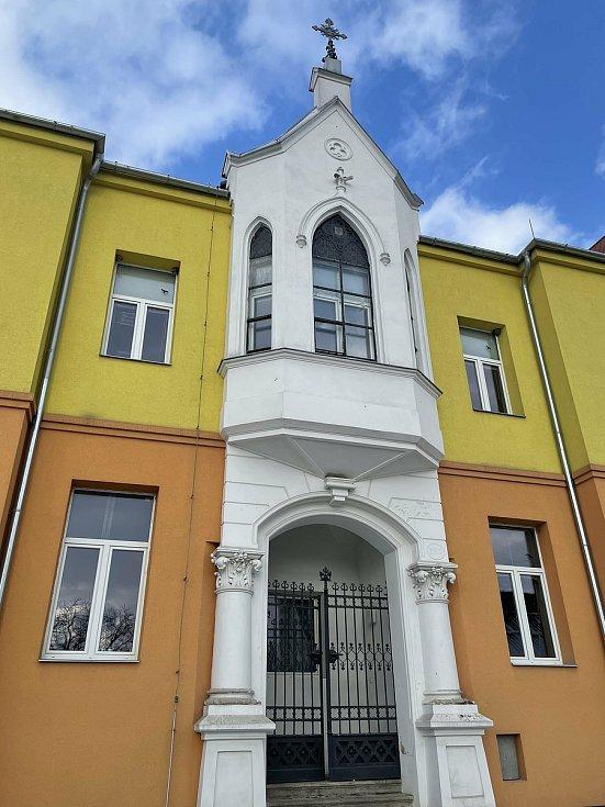 Dlouhá Loučka, základní škola, 2leden 2021