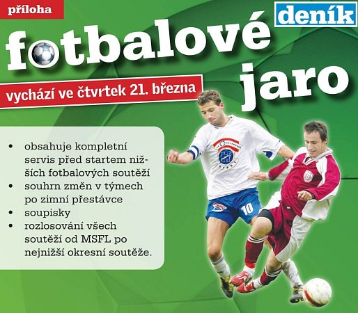 Fotbalové jaro