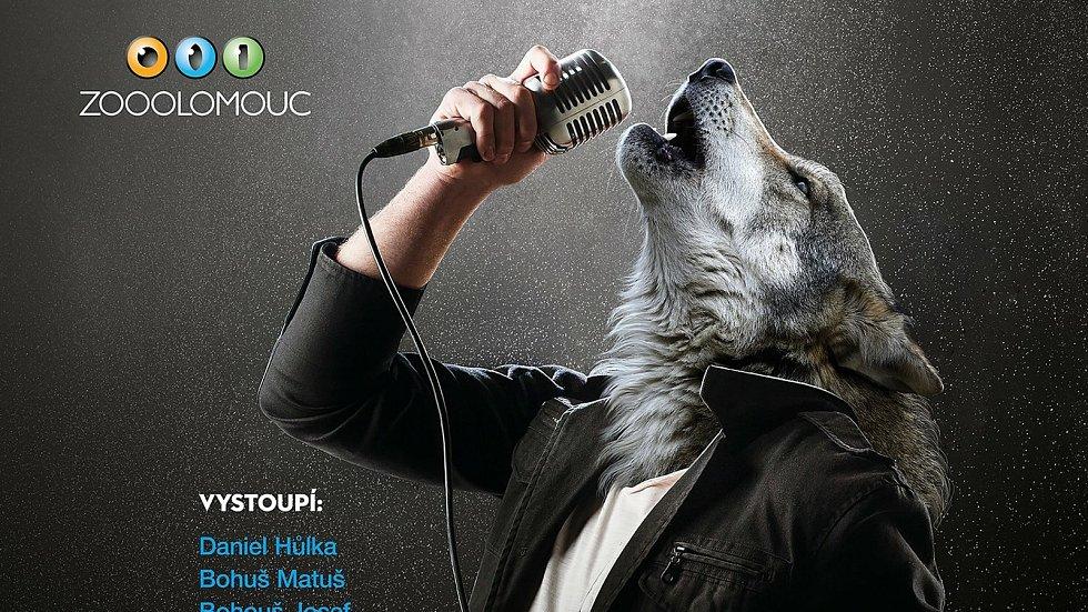 Koncert pro zoo mohou zájemci sledovat v neděli 4. dubna od 16 hodin živě na facebooku Zoo Olomouc.
