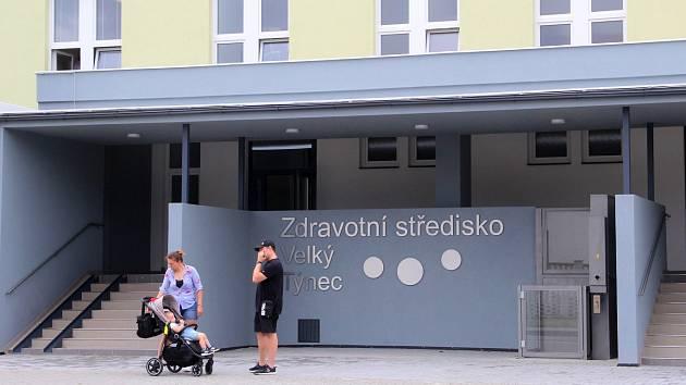 Zdravtní středisko ve Velkém Týnci prošlo kompletní rekonstrukcí