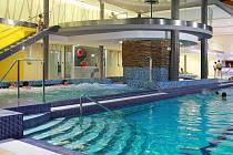 Termální bazény Horal ve Velkých Karlovicích