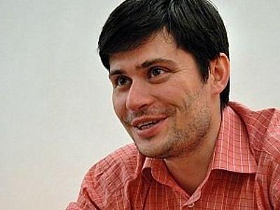 Politolog Tomáš Lebeda