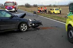 Tragická nehoda u Pňovic