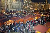 Olomoucké vánoční trhy