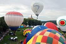 Balóny na Bouzově