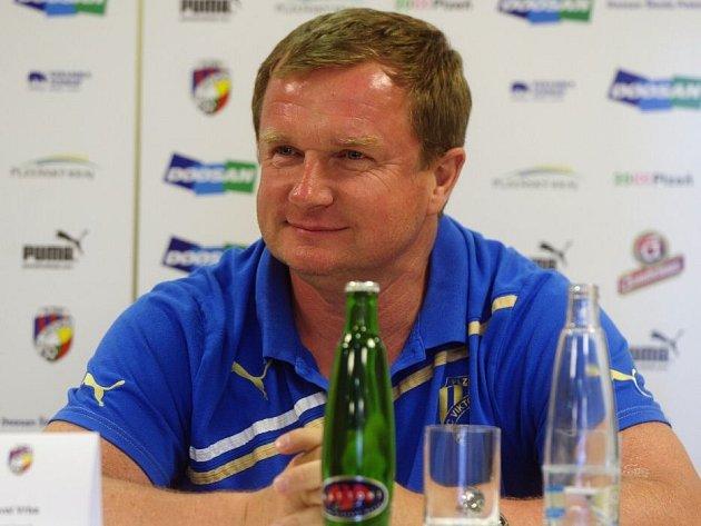 Trenér FC Viktoria Plzeň Pavel Vrba