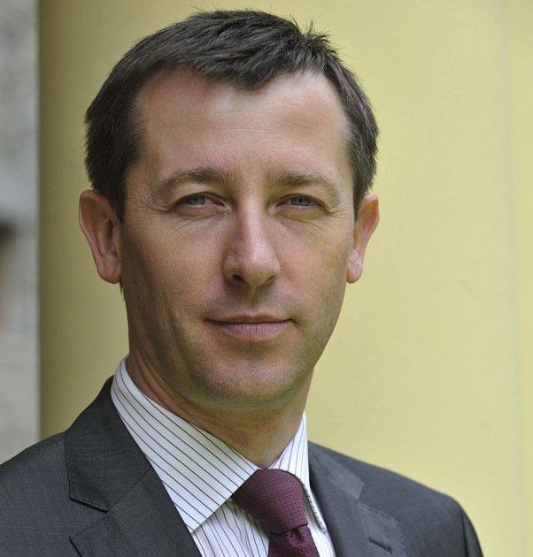Martin Plachý, jednatel společnosti Royal Spa