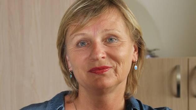 Nová ředitelka výstaviště Flora Olomouc Eva Fuglíčková.
