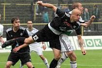 Karviná vs. HFK Olomouc (v černém)