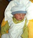 František Doležal, Klopina, narozen 27. prosince ve Šternberku, míra 48 cm, váha 2970 g
