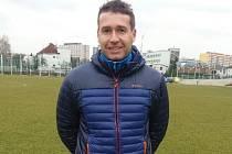 Ivo Gregovský - šéftrenér olomoucké fotbalové akademie