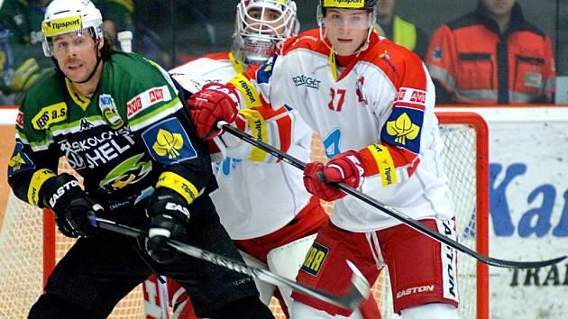 Karlovy Vary vs. HC Olomouc
