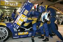 Jaroslav Janiš na Le Mans