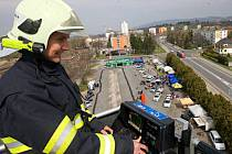 Oslavy dvacetiletého výročí Městské policie ve Šternberku