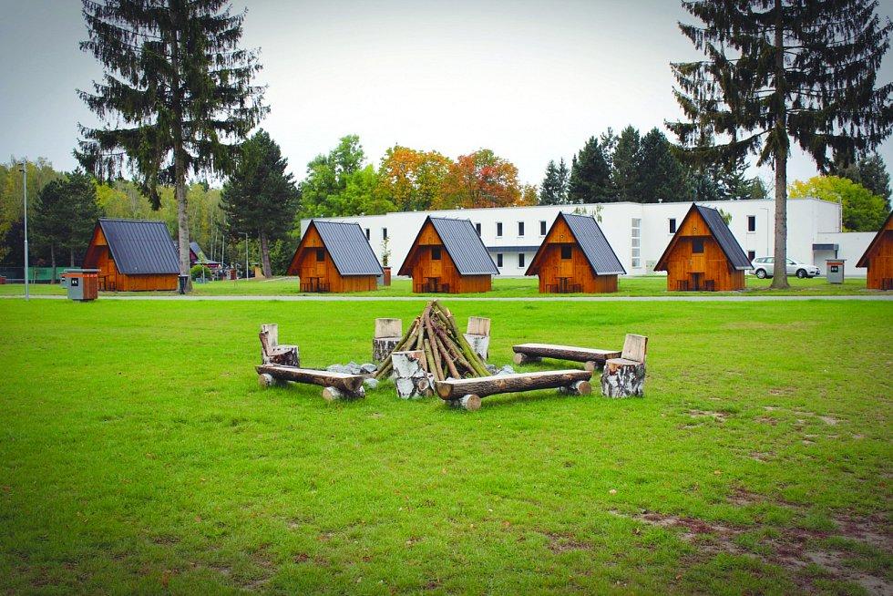 Morava Camp, Mohelnice