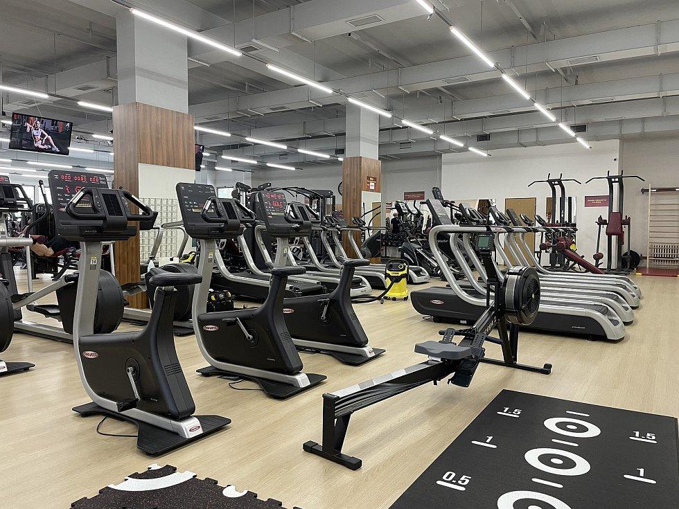 Eurogym fitness v Olomouci, 17. května 2021