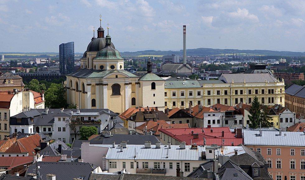 Kostel sv. Michala v Olomouci