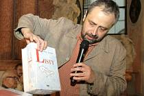 Olomoucký publicista Václav Burian