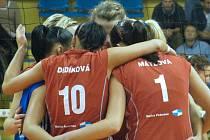 Olomoucké volejbalistky