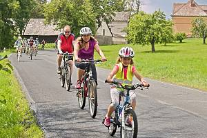 cyklovýlet z Olomouce do Domašova nad Bystřicí
