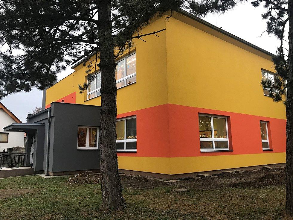 V mateřské škole v Blatci dokončili protiradonová opatření.