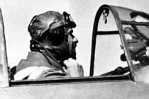 Františěk Fajtl ve stíhacím La-5 na frontě SNP a na východě 1944-1945