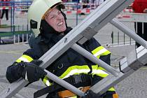 Soutěž nejtvrdších hasičů TFA 2016 u olomouckého RCO