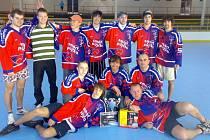 Vítězný tým Eagles