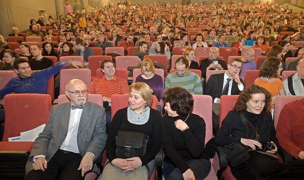 Slavnostní znovuotevření kina Metropol po přestavbě