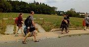 Českomoravská provincie Kongregace sester premonstrátek vlastní pod stávající parkovací plochou u zoo 11722 metrů čtverečních orné plochy