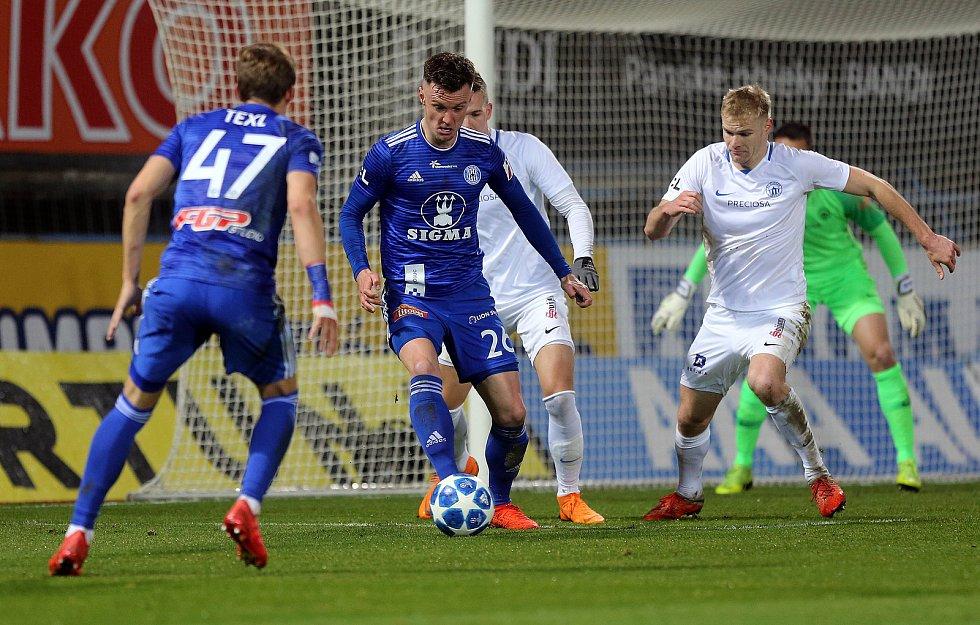 SK Sigma - FC Slovan Liberec - Nešpor