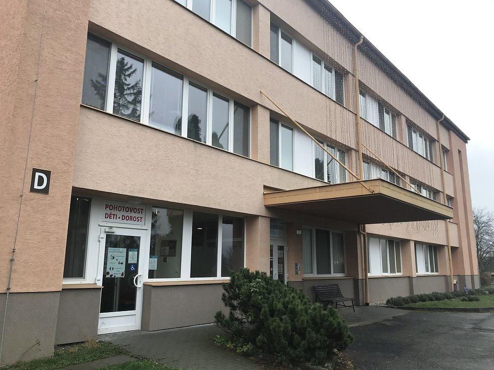 Gynekologicko-porodnického oddělení Nemocnice AGEL Šternberk.