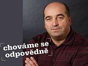 Ředitel SHM Pavel Holubář