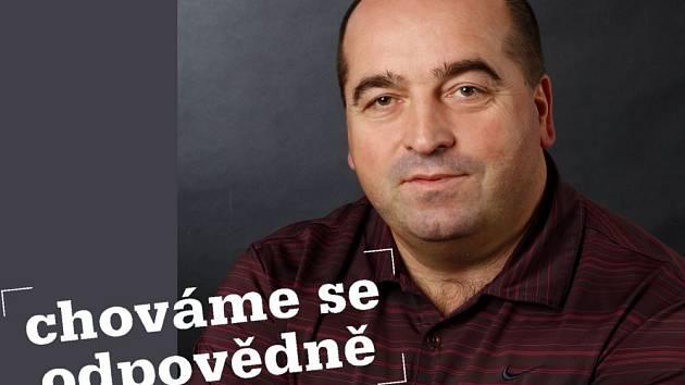 Ladislav Denk, jednatel společnosti Váhala a spol.